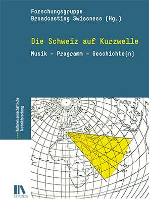 """Cover """"Die Schweiz auf Kurzwelle"""""""