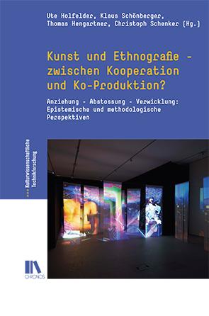 """Cover """"Kunst und Ethnografie"""""""